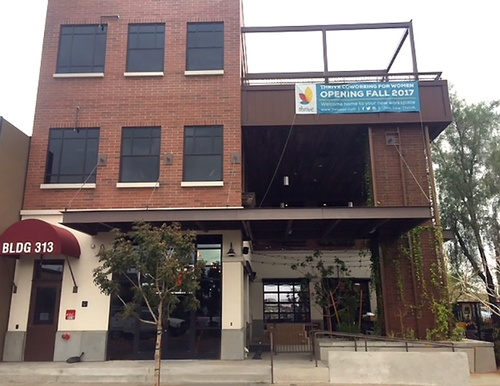 Ticketforce & Thrive Co-Working building in Down Town Gilbert Caliente completed