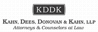Kahn, Dees, Donovan & Kahn, LLP - Mark McAnulty