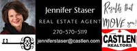 L. Steve Castlen Realtors, Jennifer Staser