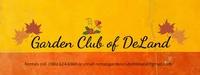 Garden Club of DeLand
