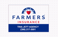 Farmers Insurance, Tina Jett Agency, LLC