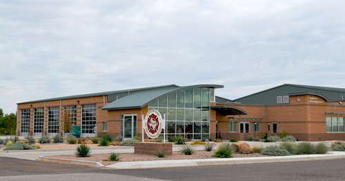 Andrews Volunter Fire Department Station