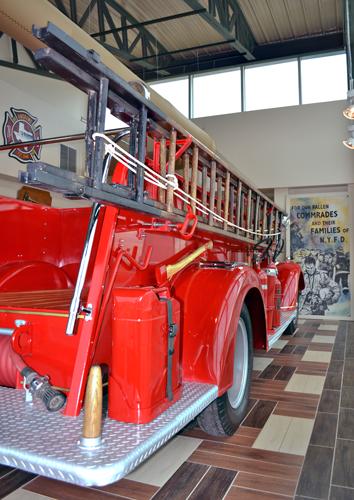Original Ladder Truck