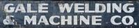 Gale Welding & Machine Co., Inc.