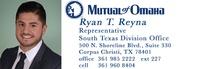 Mutual of Omaha, Ryan Reyna