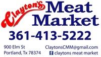 Clayton's Meat Market