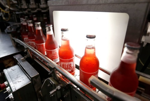 Cherry Ale-8 is our very first flavor!