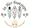 In Her Footsteps, Authentic Dene Designs