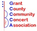 Grant County Community Concert Association