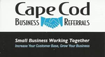 Cape Cod Business Referrals