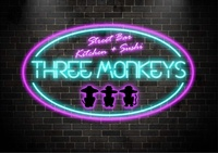 Three Monkeys Street Bar & Kitchen