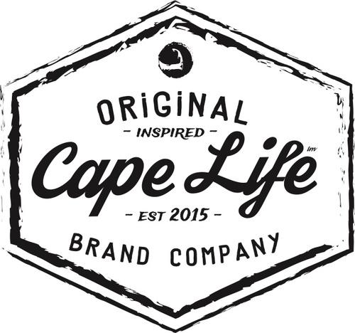 Cape Life Brand Sticker