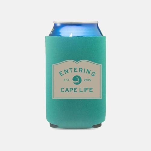 Cape Life Brand Koozies