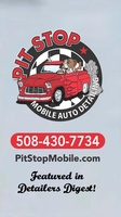 Pit Stop Mobile Auto Detailing