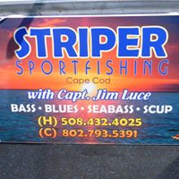 Striper Sportfishing/Cape Cod