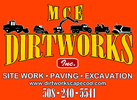 M.C.E. Dirtworks, Inc.