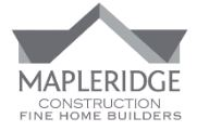 Mapleridge Construction