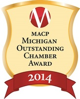 2014 Michigan Outstanding Chamber Award