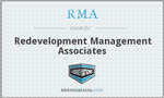Redevelopment Management  Associates