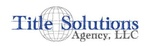 Title Solutions Agency
