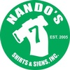 Nando's Shirts & Signs, Inc.
