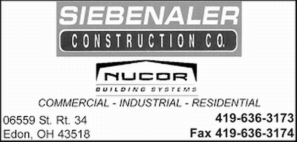 Siebenaler Construction Co.