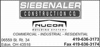 Siebenaler Construction Co.