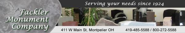 Fackler Monument Co., Inc.