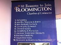 Top Ten Reasons to join the Bloomington Chamber of Commerce
