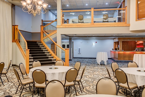 Ballroom - Staircase