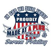 A Plus Signs and Screen Printing LLC.