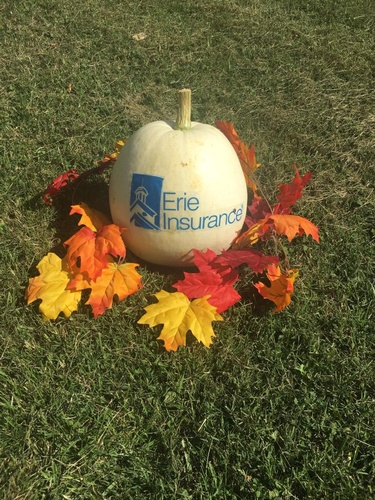 Erie Insurance Pumpkin