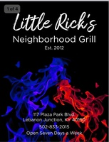 Little Ricks Neighborhood Grill