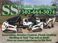 SS FINISH GRADING INC.