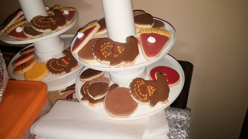 Deliscious gobblin' cookies