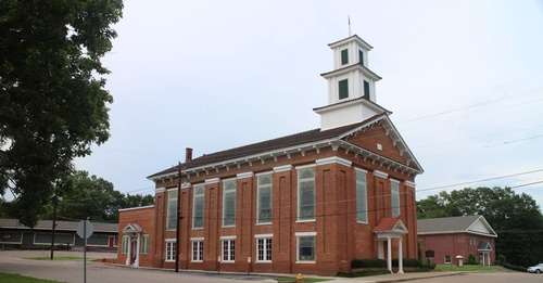 First United Methodist Wetumpka Sanctuary