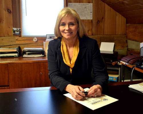 Jill Raycroft, CEO