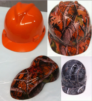 Customize your hardhat and other items