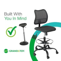 We can assist you with your office furniture needs, from a chair or desk to a new office space