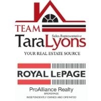 Tara Lyons - Royal LePage ProAlliance Realty