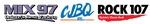 CJBQ/Mix97/Rock107