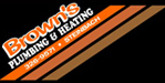 BROWN'S PLUMBING AND HEATING