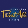CREATIVE PRINT ALL LTD
