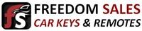 FREEDOM SALES CAR KEYS & REMOTES