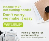 HAMEL'S INCOME TAX & ACCOUNTING