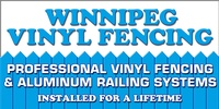 WINNIPEG VINYL FENCING