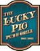The Lucky Pig Pub & Grill