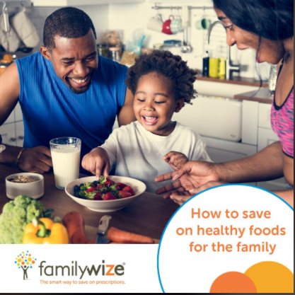 A healthy #diet can prevent conditions such as Type 2 diabetes, cardiovascular disease, and obesity. Here are 6 #budget friendly ideas from our partner @FamilyWize on how to afford #healthy foods for your family.