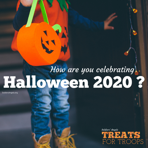 Holidays and celebrations look a lot different this year since a lot of things have been cancelled. As Halloween approaches, we're wondering: What are you doing for Halloween? How will you celebrate?