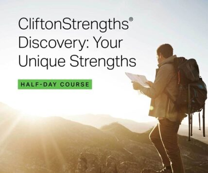 CliftonStrengths�???�??�?�®  Discovery: Your Unique Strengths and Strategies for Your Success